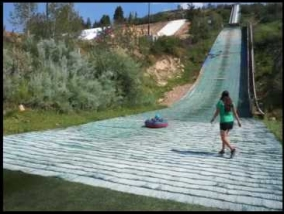Tubing для детей в Олимпийском парке, Парк Сити