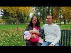 Наталия и Максим, г. Днепропетровск