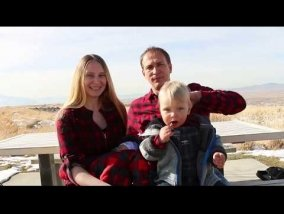 Елена и Алексей, г. Москва, вторая поездка на роды с UTour