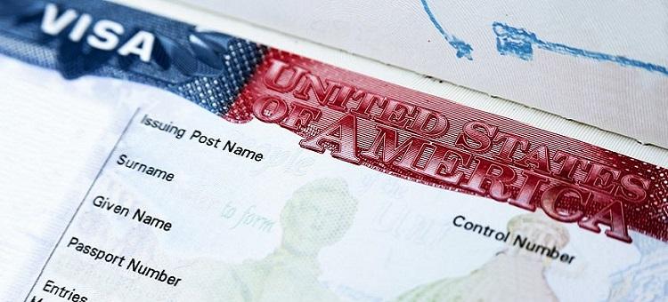 Установленный срок действия туристической визы в США в 2019 году