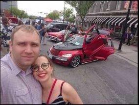 Кристина и Владимир, г. Кострома